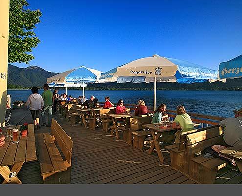 Tegernseeurlaub - Seehaus in Tegernsee