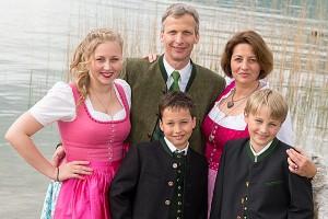 Familie Strohschneider
