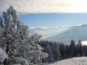 Winterzauber am Tegernsee
