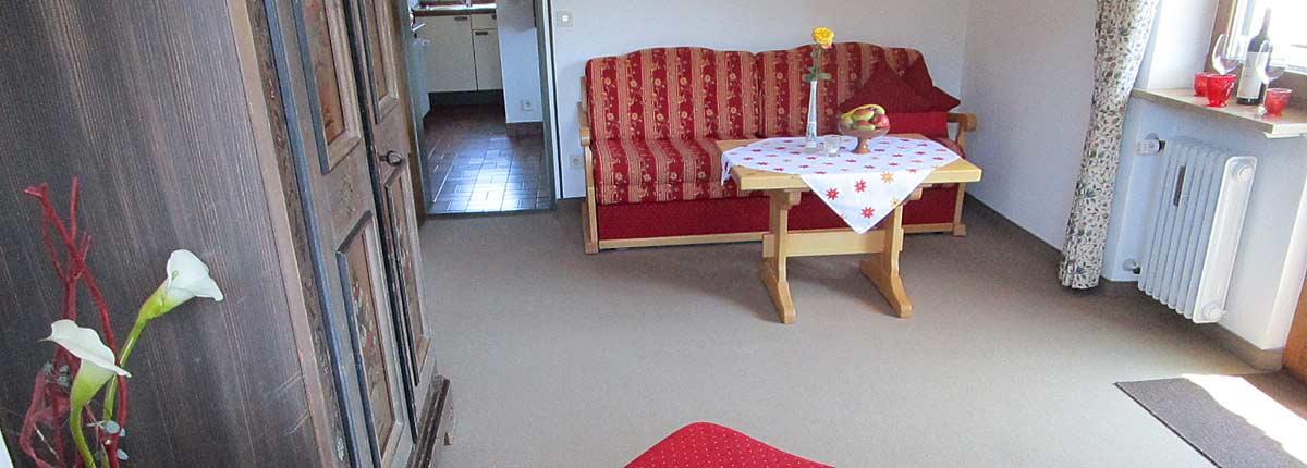 Ferienwohnungen Maria, 83700 Rottach-Egern, FeWo Wallberg