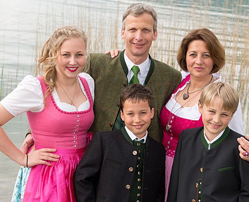 Ferienwohnung Tegernsee , Gastgeber Familie Strohschneider