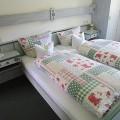 Ferienwohnungen Maria, 83700 Rottach-Egern - Schlafbereich FeWo Setzberg