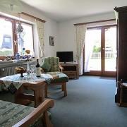 Ferienwohnungen Maria, 83700 Rottach-Egern - Wohnbereich FeWo Setzberg