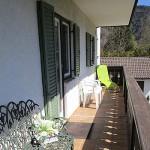 Ferienwohnungen Maria, 83700 Rottach-Egern - Balkon FeWo Wallberg