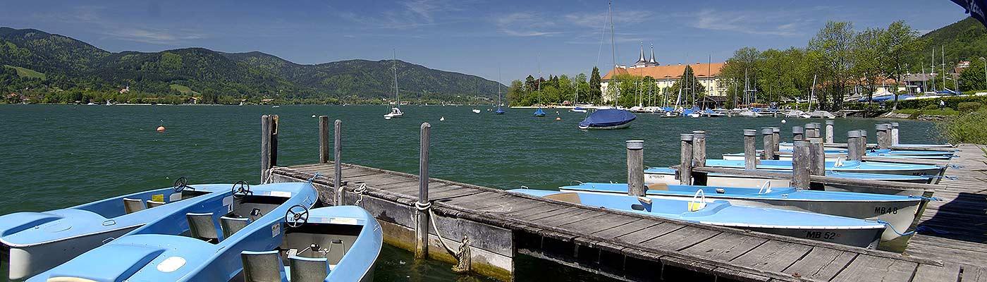 Ferienwohnungen Maria, 83700 Rottach-Egern, Bootsverleih