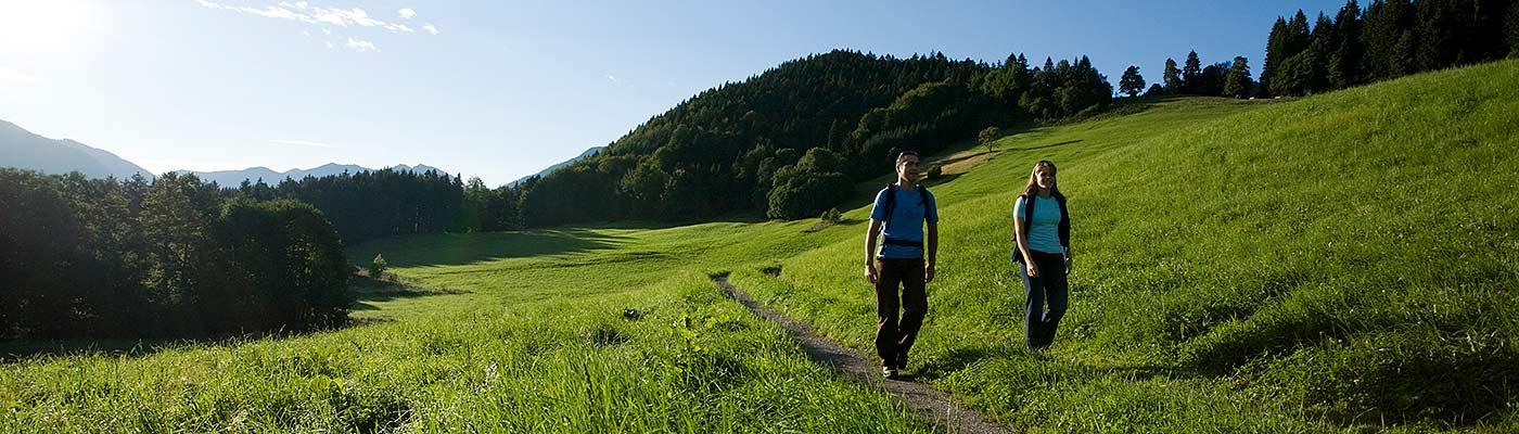 Ferienwohnungen Maria, 83700 Rottach-Egern, Wanderung