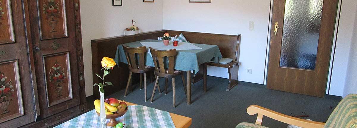 Ferienwohnungen Maria, 83700 Rottach-Egern, FeWo Riderstein Essecke