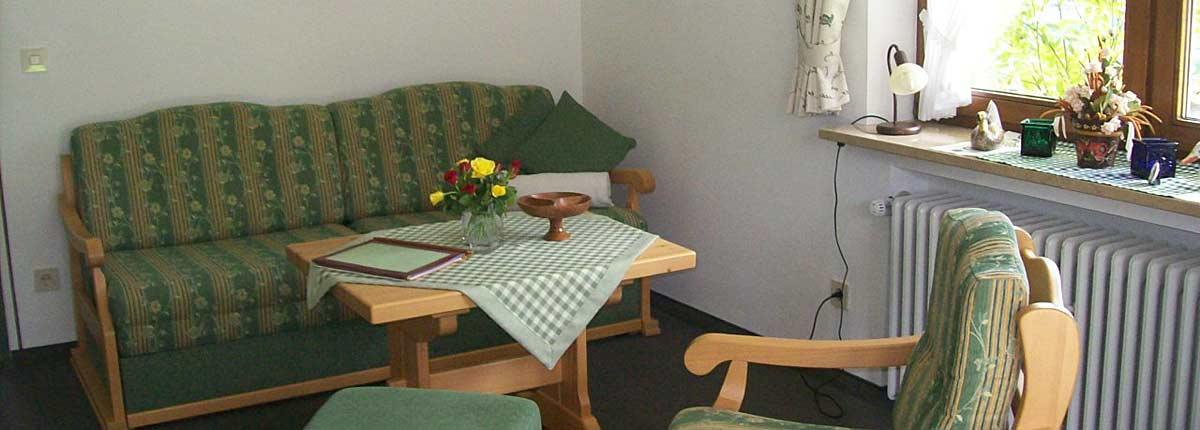 Ferienwohnungen Maria, 83700 Rottach-Egern, Ferienwohnung Setzberg Wohnen