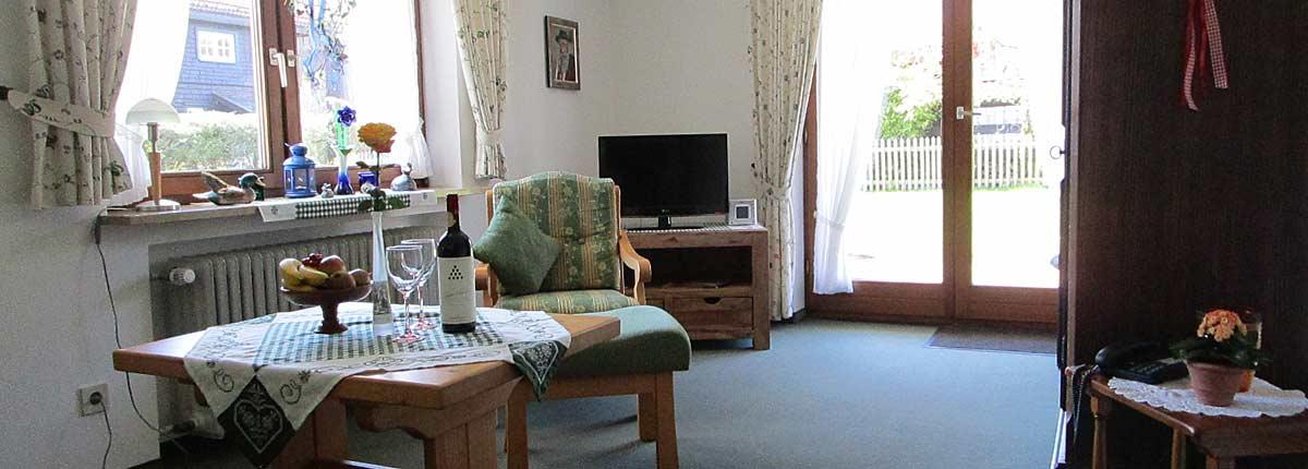 Ferienwohnungen Maria, 83700 Rottach-Egern, Ferienwohnung Setzberg