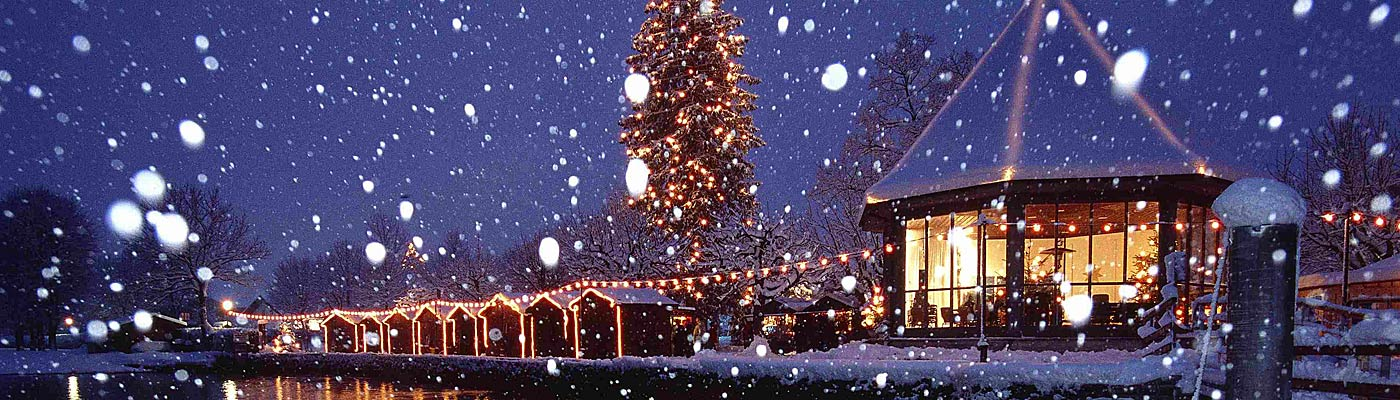 Urlaub im Winter am Tegernsee, Rottacher Advent